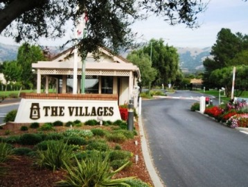 The Villages Gcc San Jose California Golf Course